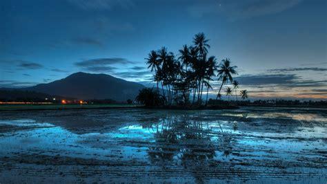 imagenes de paisajes de 1920x1080 amanecer azul hd 1920x1080 imagenes wallpapers gratis