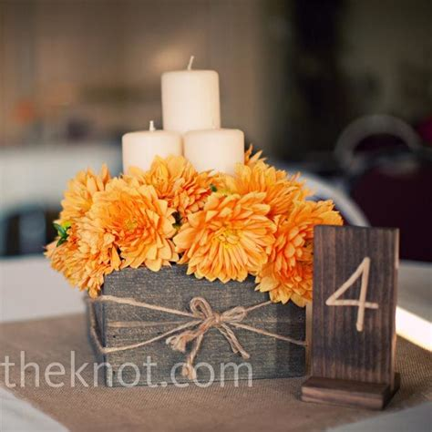 rustic log centerpieces rustic wedding centerpieces
