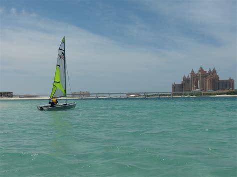 sailing boat dubai dinghy lessons rental palm jumeirah duba 239 seayou uae