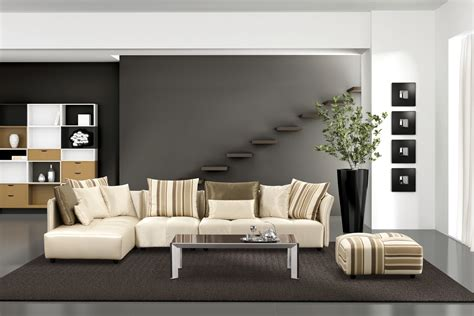 home design grey theme dark grey and white living room modern house