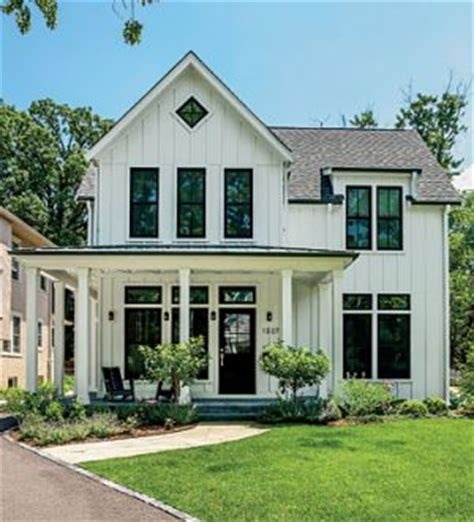 modern farmhouse magazine tour this modern farmhouse in wilmette chicago magazine