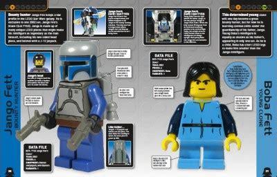 image: lego star wars character encyclopedia, jango fett