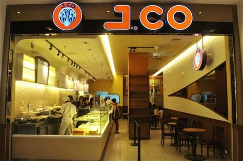 Coffee Jco jco pavilion picture of j co donuts coffee and yogurt
