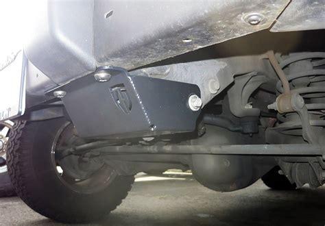 2001 Jeep Steering Box 97 06 Tj Steering Box Skid