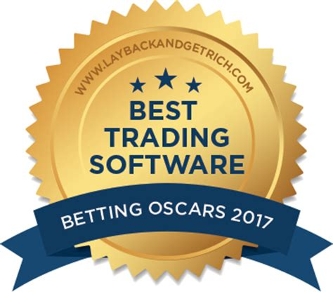 best trading software betting system oscars 2017 best trading software