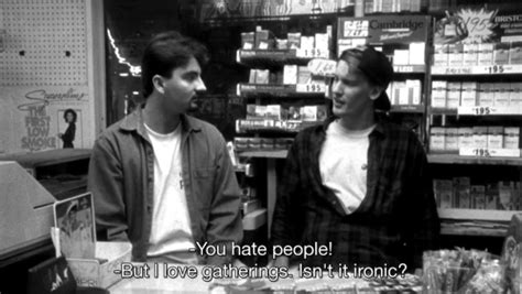 clerks quotes kevin smith quotes