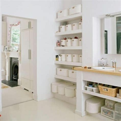 Kleines Bad Stauraum Ideen by Badeinrichtung Mit Stauraum 45 Stilvolle Ideen F 252 R Sie