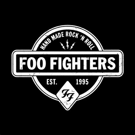 Foo Fighters Tshirt 06 18 best remeras bandas images on dave grohl