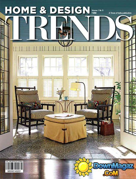 home design magazine pdf home design trends vol 1 no 9 187 pdf magazines magazines commumity