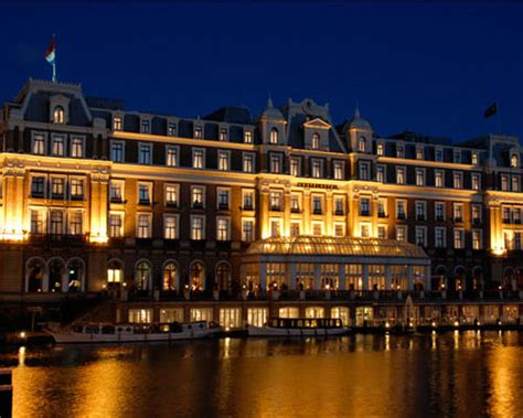 best hotel in amsterdam intercontinental amstel amsterdam the best 5 hotels