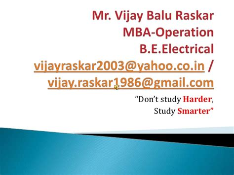 Is Mba Harder Than Engineering by How To Study Vbr 01