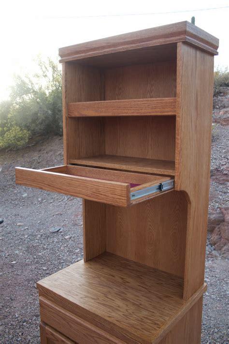 compartment furniture kitchen cabinet with secret drawer stashvault