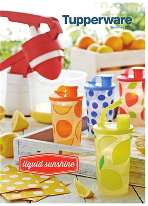 Tupperware Summer tupperware summer 2015 catalog usa by mytwpage issuu