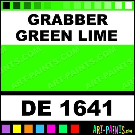 grabber green lime engine enamel paints de 1641 grabber green lime paint grabber green lime