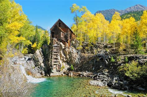 Beautiful Abandoned Places by Crystal Mill Colorado Usa Amazing Places