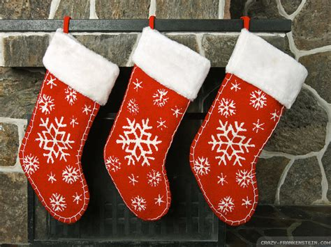 christmas stockings how to hang christmas stockings without a mantel the ark