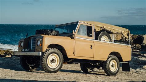 land rover series ii land rover series 3