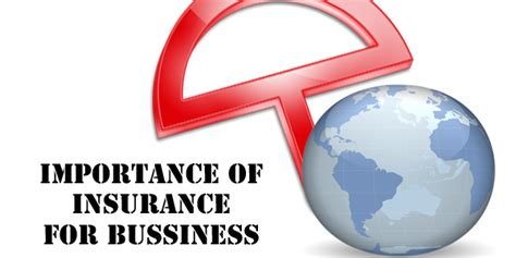insurance for business importance of insurance for business some reasons