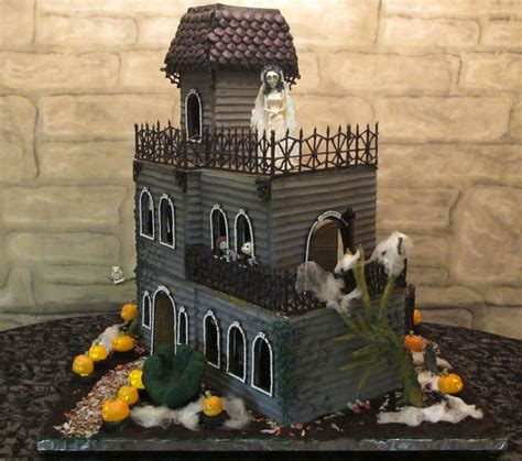 How To Make A Haunted House Out Of Paper - how to make a haunted house out of paper 28 images