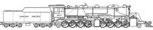 y3a union pacific wasache class by kirovrampager on