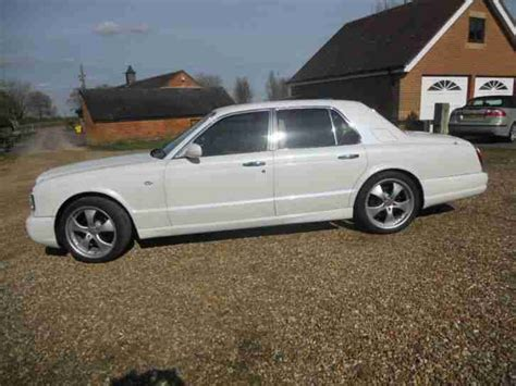 Bentley Arnage White Bentley White Arnage 4 4 Might Px Swop Car For Sale