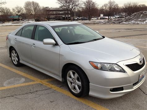 2007 Toyota Camry Se 2007 Toyota Camry Pictures Cargurus