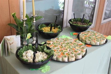 Baby Shower Catering Ideas by Baby Shower Ideas Catering For Baby Shower Food With Menu Ideas Themes In Birthday