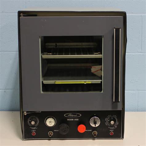 bench top oven refurbished hotpack 273600 benchtop vacuum oven