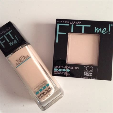 Blush On Maybelline Fit Me maybelline fit me foundation