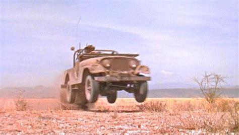 hatari jeep imcdb org 1955 jeep cj 6 in quot hatari 1962 quot