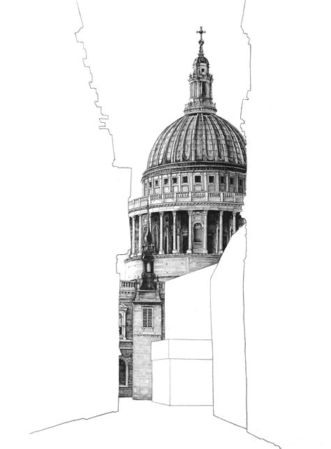 building drawing plans wales building drawings building architecturaldrawingsstpaulscathedral fubiz media
