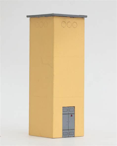 cabina enel cabina enel realizzazione e progettazione plastici
