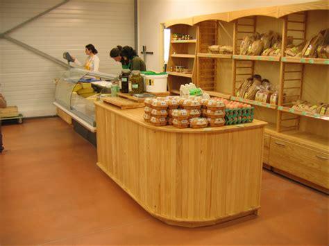 comptoir de boulangerie