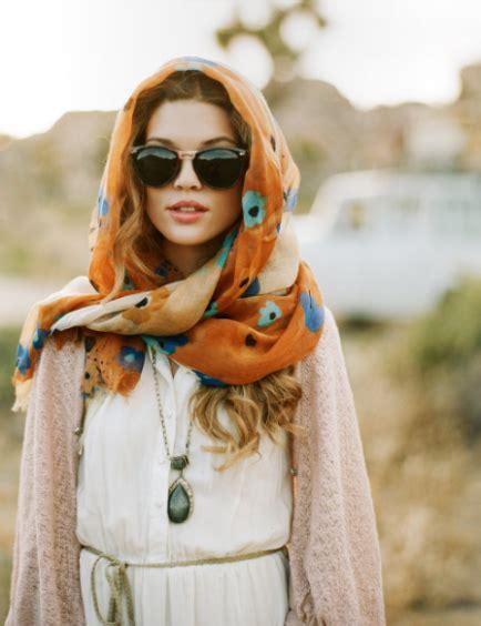 save stylishly 4 ways to wear a scarf fashion retail