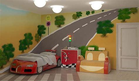 Race Car Zimmer Dekor by Mural Para Habitaciones Tem 225 Ticas De Coches Habitaciones