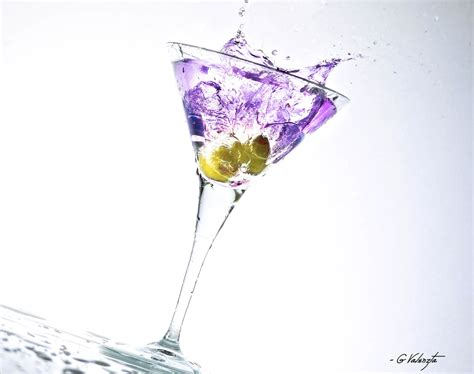 martini splash martini splash had a lot of shooting this photograph