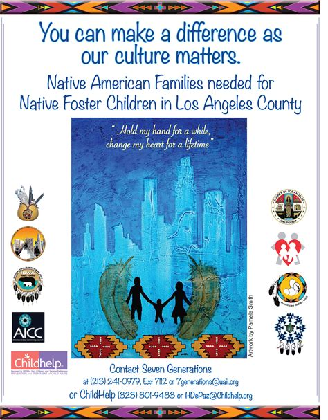 Can You Be A Foster Parent With A Criminal Record Cal Indian Services News You Can Be A Foster Parent In Los