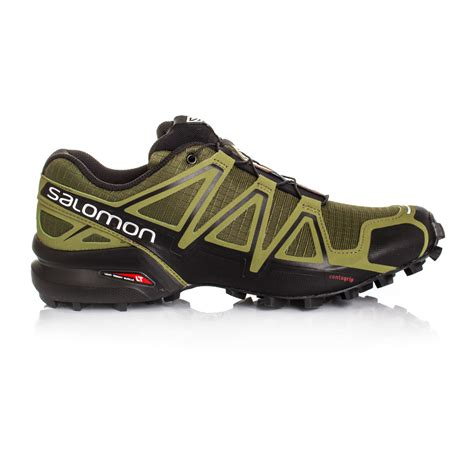 soloman shoes salomon speedcross 4 trail running shoe 50