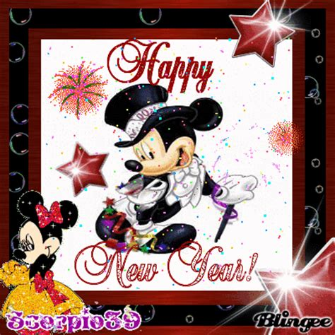 Mickey S Backyard Bbq New Years New Year 2009 34 Mickey And Minnie S New Year