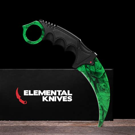 elemental knives | bringing cs:go knives to life