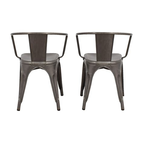target carlisle metal dining chair chairs on ala carte