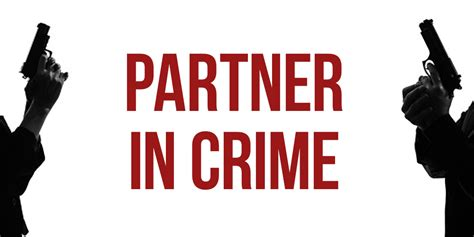 Crime Search Address Partner In Crime By Valentina Giambanco Crime Files