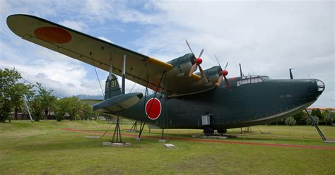 flying boat japan kawanishi h8k wikiwand