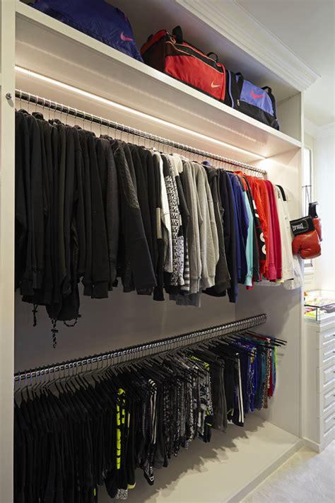 Kardashians Closet by A Look Inside Khlo 233 Kardashian S Fitness Closet Because