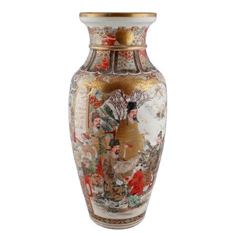 japanese satsuma vase antique satsuma vase japanese
