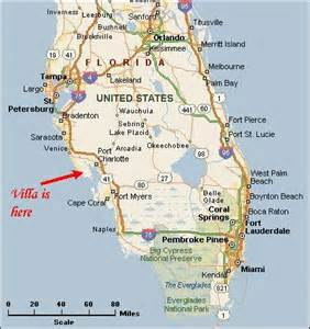 west florida gulf coast map quotes