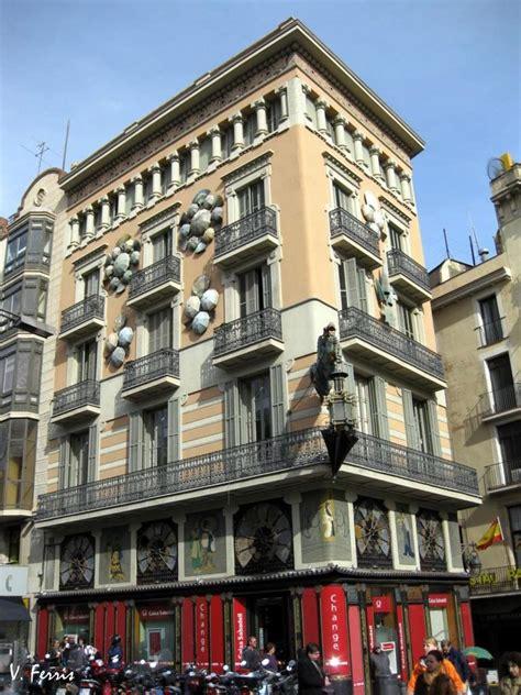 casa cuadros casa bruno cuadros barcelona modernista