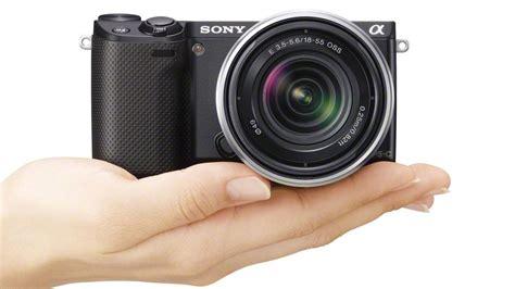 Kamera Sony Nex F3d tr 229 dl 246 s sony nex kamera ljud bild
