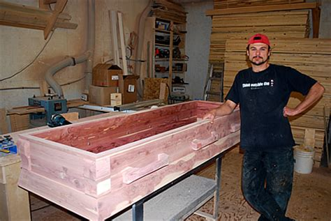 furnishing eternity a a a coffin and a measure of books unconventional craftsmanship kootenay business