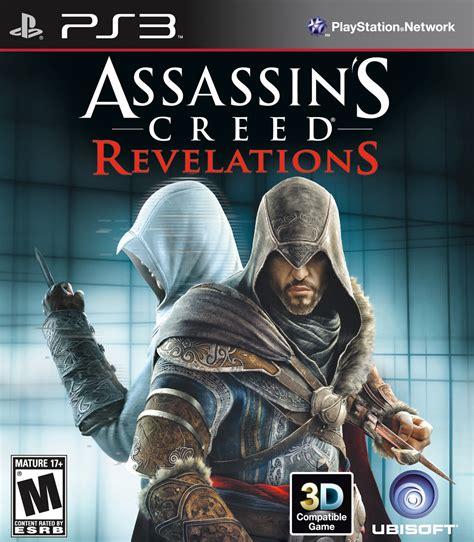 Ps3 Assassins Creed Ii Reg 3 Used Murah assassins creed revelations playstation 3